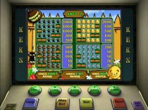 Как играть в игровой автомат онлайн Печки?