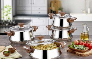 Какой выбрать набор посуды?