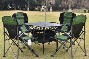 Плюсы складной мебели для пикника