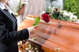 Где заказать организацию похорон?