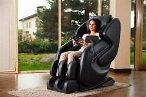 Как ремонтируют массажные кресла?