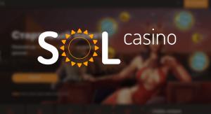 Как играть онлайн на Sol Casino?
