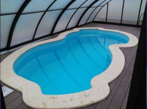 Что представляет собой композитный бассейн?