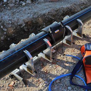Монтаж полиэтиленовых газопроводов