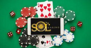 Как играть в Sol Casino в Украине?