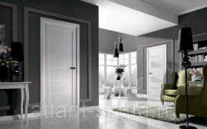 Какие выбрать белые межкомнатные двери?