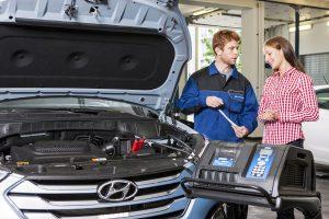 Что входит в техническое обслуживание автомобиля?